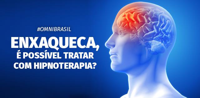 Enxaqueca, é possível tratar com hipnoterapia?